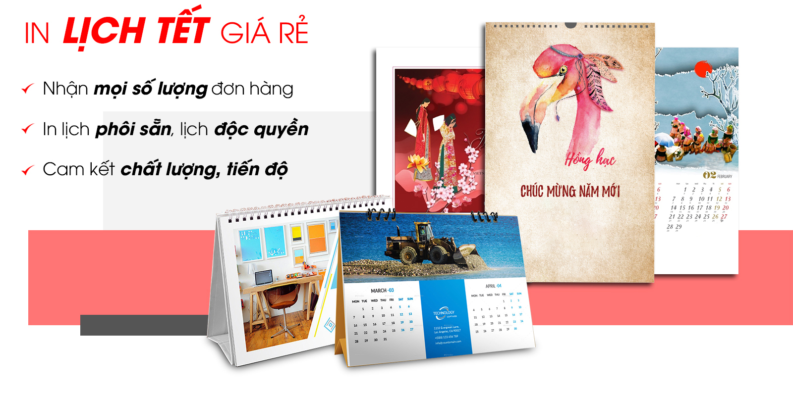 in lịch tết 2021 - in nhanh ttn