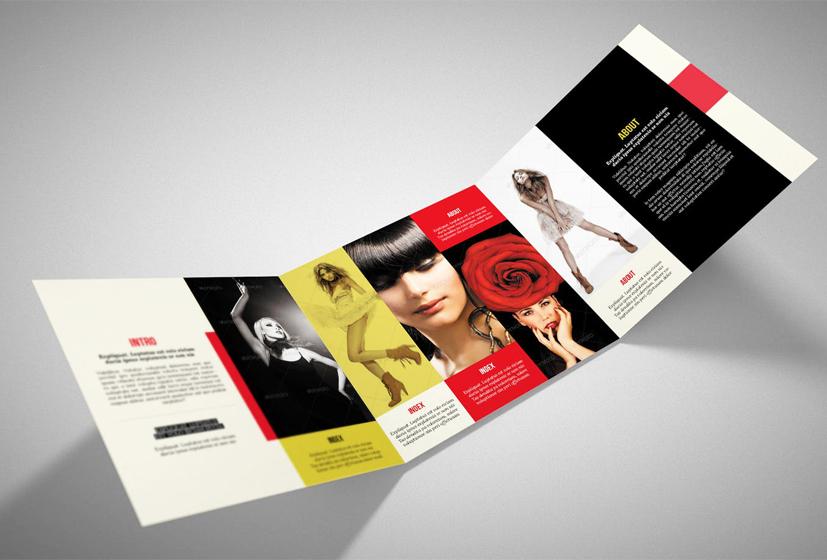 in brochure - in nhanh ttn