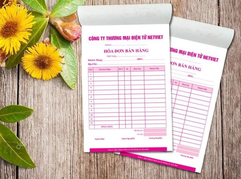 Chất liệu giấy in hóa đơn - dat in hoa don